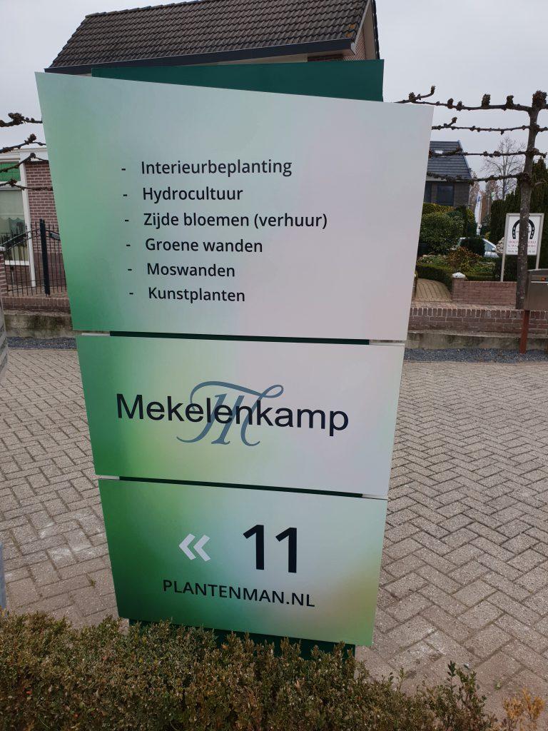 Mekelenkamp_ Reclamebord_Veenendaal Reclame Signmakers